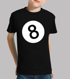 ball 8 - bad ball black ball