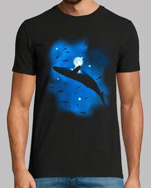 Ballena en el espacio