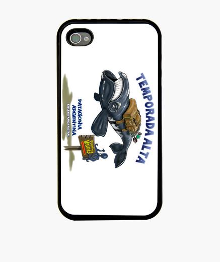 Funda iPhone ballena franca