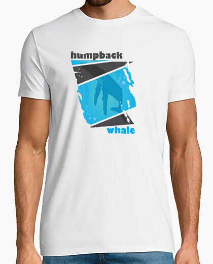 Camiseta Ballena jorobada