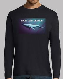ballena save the oceans