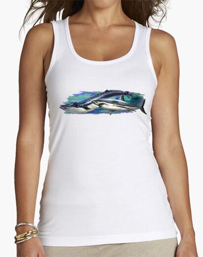 Camiseta Ballena y tiburón