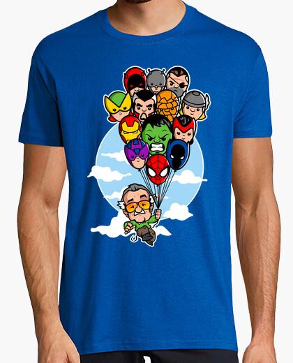 Tee-shirt ballon stan ii (collab avec g! r)