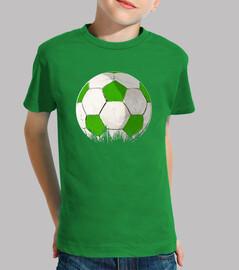 ballon vert et blanc par glez