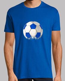 Balon Azul y blanco by Glez