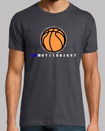 balon camiseta gris