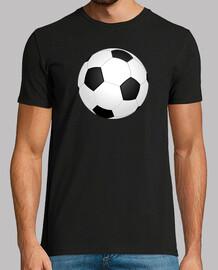 Balón de fútbol ilustración