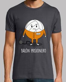 Balón Prisionero Black