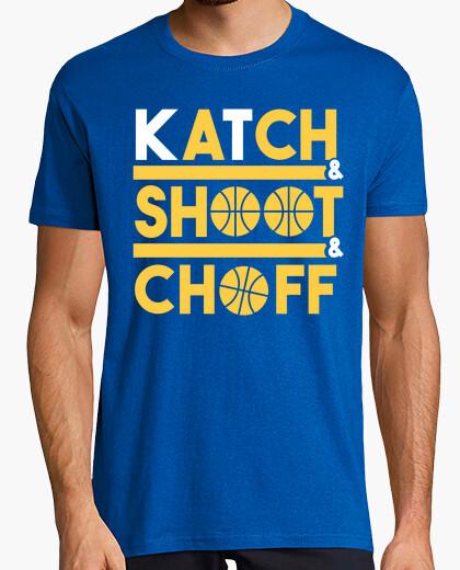 Camiseta baloncesto nba Katch Shoot Choff