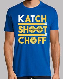 baloncesto nba Katch Shoot Choff