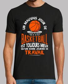 baloncesto o el trabajo