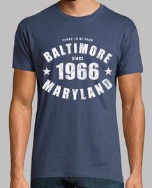 baltimore maryland depuis 1966