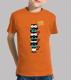 bambini samarreta per nens i mixu casteller