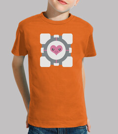 bambino companion cube (portale)