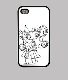 bambola voodoo - iphone 4 (4s)