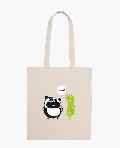 Bamboo transgnico bag