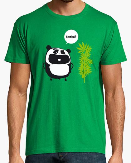 Camiseta Bambú transgénico