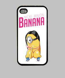 banana - nicki  iphone 4 / 4s