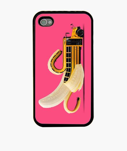 Funda iPhone Banana bus