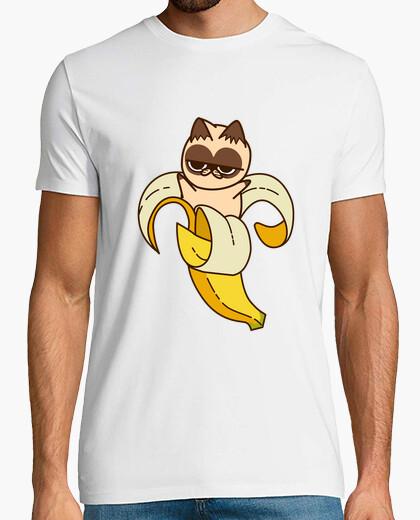 Camiseta Banana cat