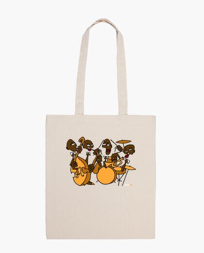 Banana jazz band bag