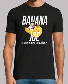 Banana Joe Logo Blanco