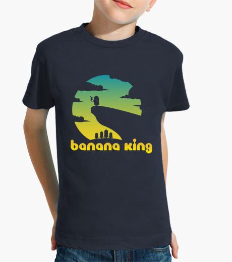 Ropa infantil Banana king