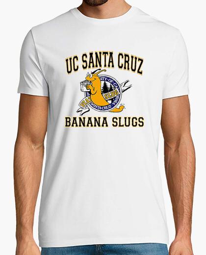 Tee-shirt Banana Slugs (t vincent)