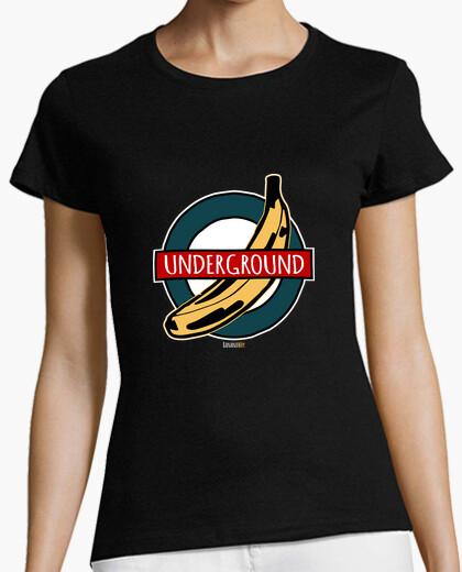 Camiseta Banana Underground