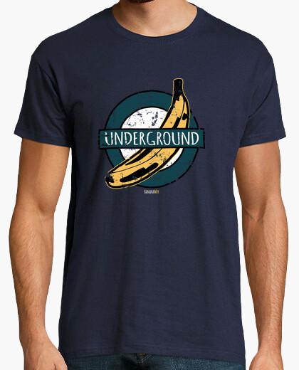 Camiseta Banana Underground Vintage