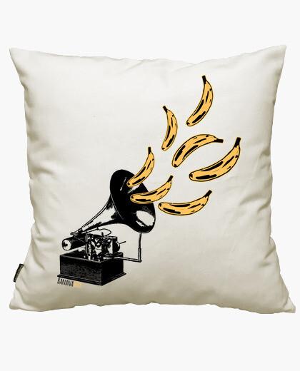 Fodera cuscino banane di jazz