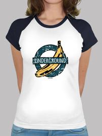 banane sotterraneo vintage