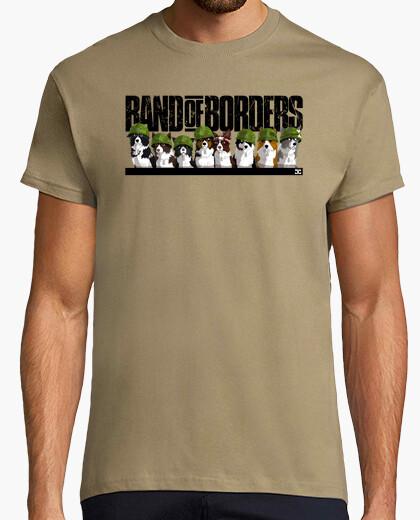 Camiseta Band Of Borders (Light Chico)