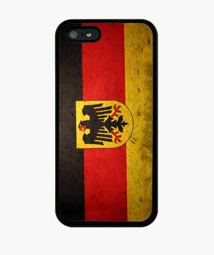 Funda iPhone Bandera Alemania