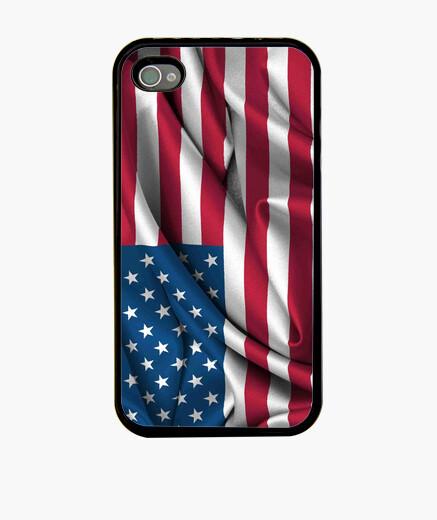 Funda iPhone Bandera Americana