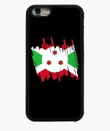 Funda iPhone 6 / 6S Bandera Burundi