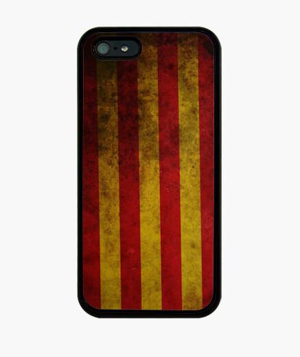 Funda iPhone Bandera Catalana