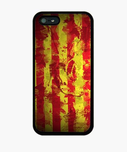 Funda iPhone Bandera Catalunya