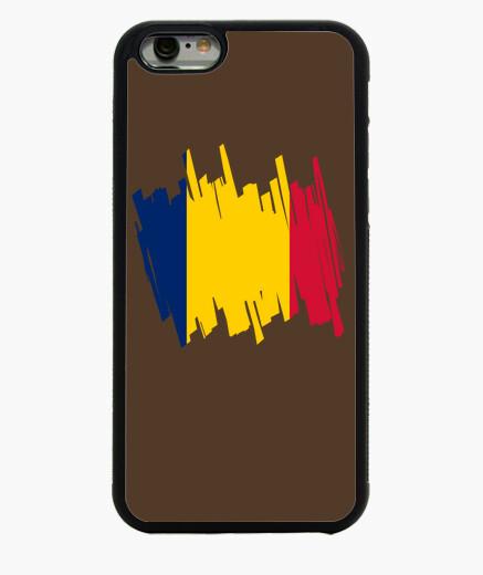 Funda iPhone 6 / 6S Bandera Chad