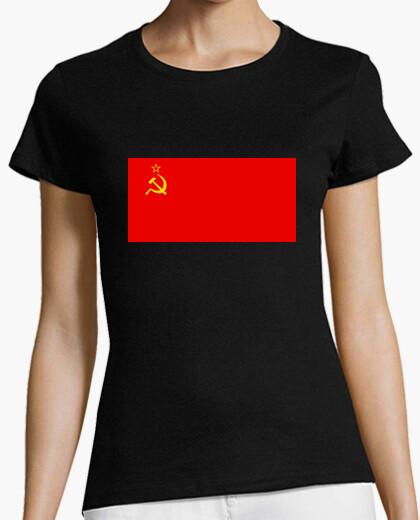 Camiseta Bandera Comunista