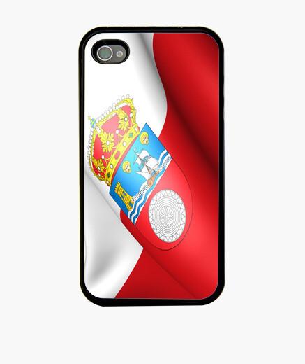 Funda iPhone Bandera de Cantabria