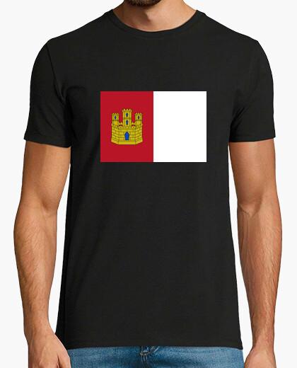 Camiseta Bandera de Castilla La Mancha