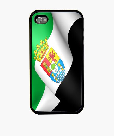 Funda iPhone Bandera de Extremadura
