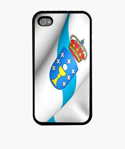 Funda iPhone Bandera de Galicia