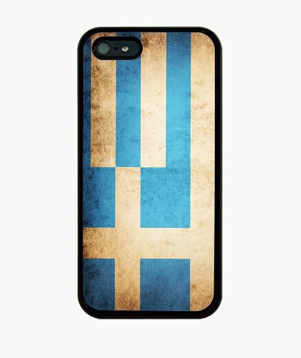 Funda iPhone Bandera de Grecia