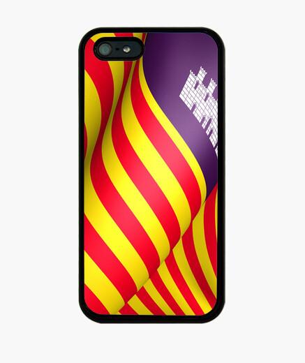 Funda iPhone Bandera de Islas Baleares