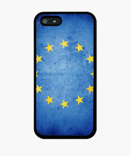 Funda iPhone Bandera de la Unión Europea