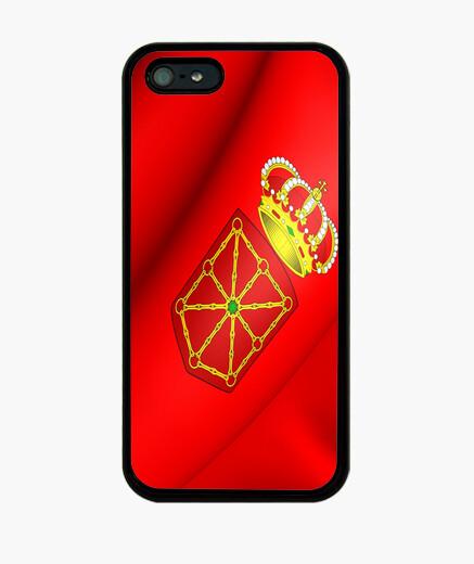 Funda iPhone Bandera de Navarra