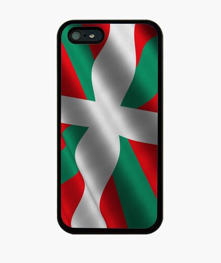 Funda iPhone Bandera de País Vasco
