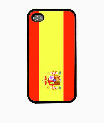Funda iPhone Bandera España escudo